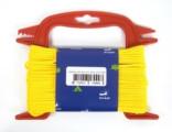 Nyloncord-Haspel gelb