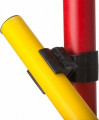 Gelenkhalter Stab / Stab, 25 / 30 mm