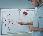 Magnet-Taktiktafel Basketball, Grösse: 90 x 60 cm