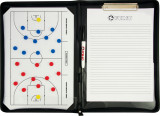 Taktikmappe Basketball mit Reissverschluss