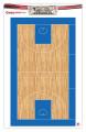 Taktiktafel Basketball