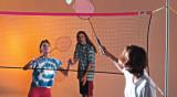 Beach-Badminton Netz