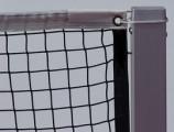 Tennisnetz Standard, ringsum eingefasst