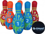 Neopren-Bowling-Set