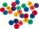 Bodenmarkierung Buchstaben A-Z