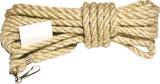 Schwungseil aus Hanf, 6 m