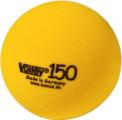 Volley Playball, Durchmesser 150 mm, Gelb