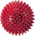 Noppenball, Durchmesser 9 cm, Rot