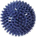 Noppenball, Durchmesser 10 cm, Blau