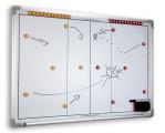Magnet-Taktiktafel Volleyball, Grösse 90 x 60 cm