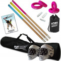 Donut Hockey Klassen-Set mit Gloss Stick, short