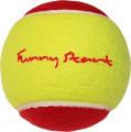 Tennisball red