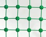 Bolzplatztornetz mit Stahleinlage