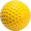 Schaumstoff Soft Ball 10 cm, Gelb