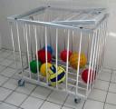 Ballwagen Alu