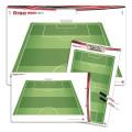 Taktiktafel Fussball, Kombi-Set