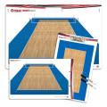 Taktiktafel Volleyball, Kombi-Set