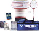 Victor® Badminton-Schulsparpaket ALLROUND