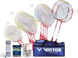 Victor® Badminton-Schulsparpaket CONCEPT